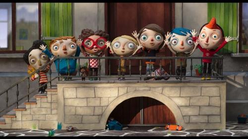 ma vie de courgette de claude barras,cinéma,animation