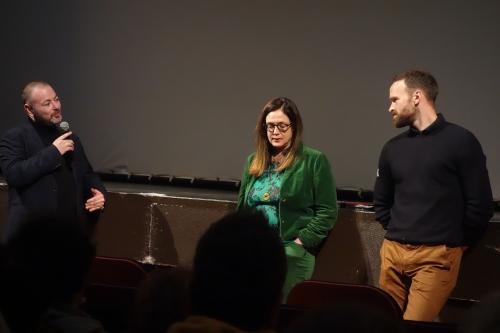 la foret de mon pere de vero cratzborn,cinéma,annonay 2020