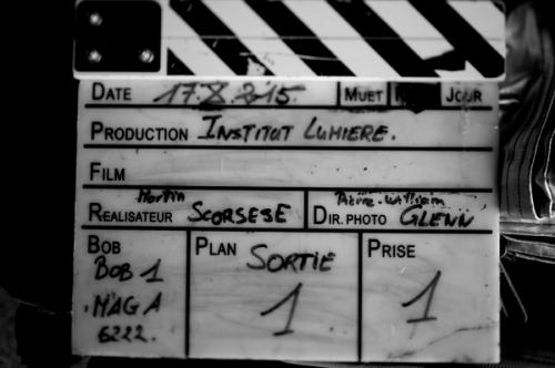LA SORTIE DES USINES LUMIÈRE par Martin Scorsese (17 octobre 2015) - LUMIÈRE 2015 - GRAND LYON FILM FESTIVAL