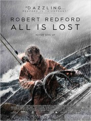 ALL IS LOST de J.C. Chandor, robert redford, cinéma