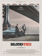 BLOOD TIES de Guillaume Canet , clive owen, billy crudup, marion cotillard, mila kunis, zoé saldana, james caan, cinéma