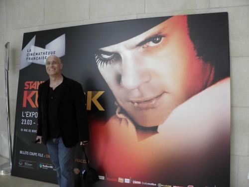 stanley kubrick,cinémathèque paris, cinéma