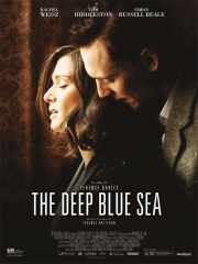the deep blue sea de terence davies,rachel weisz,tom hiddleston,simon russell beale cinéma