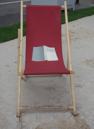 le livre sur la place,nancy 2013