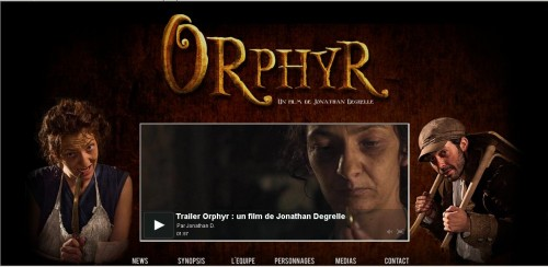 orphyr de jonathan degrelle