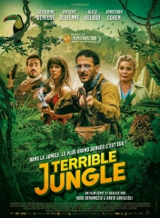 terrible jungle hugo benamozig et david caviglioli,cinéma,catherine deneuve,vincent dedienne,alice belaïdi et jonathan cohen