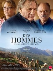 des hommes de lucas delvaux,cinéma,gérard depardieu,jean-pierre darroussin,catherine frot,yoann zimmer,edouard sulpice