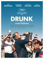DRUNK de Thomas Vintenberg, cinéma, Mads Mikkelsen, Thomas Bo Larsen, Lars Ranthe