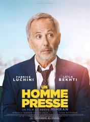 UN HOMME PRESSE d'Hervé Mimran, cinéma,