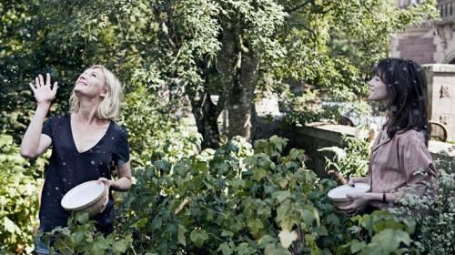 MELANCHOLIA de Lars Von Trier , charlotte gainsbourg, kirsten dunst, kieffer sutherland, dinéma