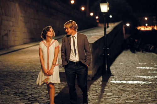 MIDNIGHT IN PARIS de Woody Allen, rachel mcAdams, owen wilson, kathie bates, marion cotillard, michael sheen; cinma