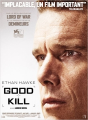 good kill d'andrew nicol,ethan hawke,january jones,cinéma
