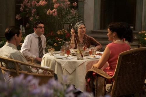 le poulet aux prunes de marjane satrapi,mostra del cinema venezia 2011,mathieu amalric,maria de medeiros,rona hartner,edouard baer,cinema
