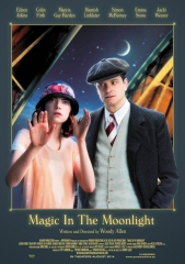 magic in the moolight de woody allen,colin firth,emma stone,cinéma