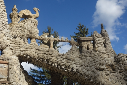 annonay 2020,un peu de tourisme,palais ideal du facteur cheval