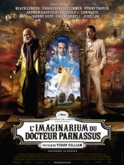 l'imaginarium du docteur parnassus,terry gilliam,heath ledger,johnny depp,collin farell,jude law,lily cole,cinéma