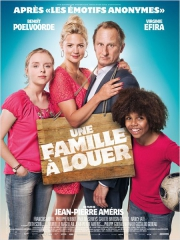 UNE FAMILLE A LOUER de Jean-Pierre Améris, cinéma, Benoît Poelvoorde, Virginie Efira, Edith Scob, Philippe Rebbot