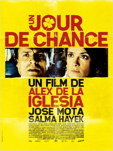 LA CHISPA DE LA VIDA de Alex de la Iglesia, cinéma,
