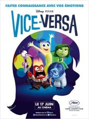 VICE-VERSA de Pete Docter , cinéma