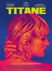 TITANE de Julia Ducournau, cinéma,  Agathe Rousselle, Vincent Lindon