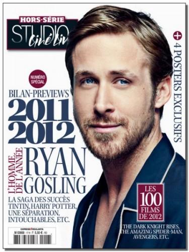 jeu cinéma,studio ciné live hors série,ryan gosling,tout ça,beaux garçons tout nus