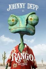 RANGO de Gore Verbinski, cinéma,