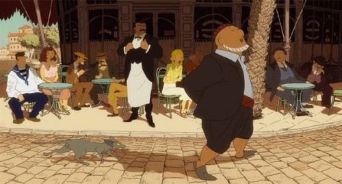 le chat du rabbin de joann sfar et antoine delesvaux,cinéma,maurice bénichou,françois morel,hafsia herzi,mathieu amalric,françois damiens,jean pierre kalfon