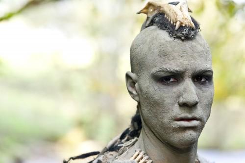 l'aigle de la neuvieme legion de kevin macdonald,cinéma,jamie bell,channing tatum,tahar rahim