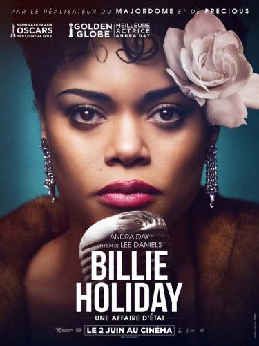 billie holiday : une affaire d'etat de lee daniels,cinéma andra day,trevante thodes,garrett hedlung