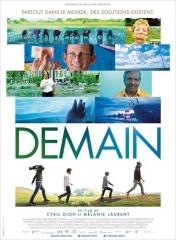 DEMAIN de Cyril Dion et Mélanie Laurent, cinéma,