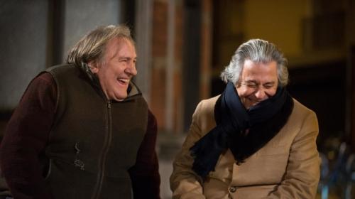 CONVOI EXCEPTIONNEL de Bertrand Blier, cinéma, Gérard Depardieu, Christian Clavier, Audrey Dana, Alex Lutz