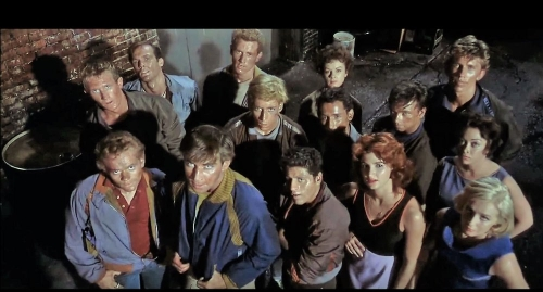 CONFINEMENT J27, cinéma, West Side Story