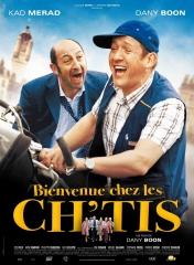 bienvenue chez les chtis,cinéma