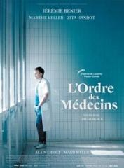 CONTINUER de Joachim Lafosse, LES FAUVES de Vincent Mariette, L'ORDRE DES MÉDECINS de David Roux, cinéma,