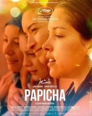 PAPICHA de Mounia Meddour, cinéma,