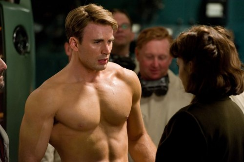 captain america : first avenger de joe johnston,chris evans,cinéma