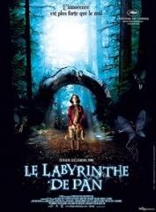 le labyrinthe de pan,cinéma