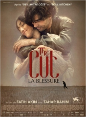 the cut de fatih akin,tahar rahim,cinéma,simon abkarian