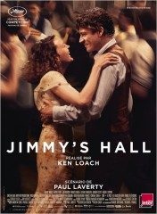 JIMMY'S HALL de Ken Loach, cinéma, Barry Ward, Simone Kirby, Andrew Scott