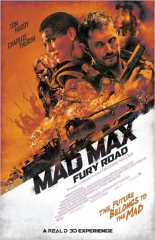MAD MAX : FURY ROAD de Georges Miller