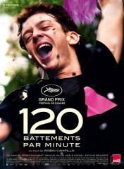 120 battements par minute de robin campillo,cinéma,nahuel perez biscayart,arnaud valois,adèle haenel,antoine reinartz