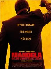 MANDELA : UN LONG CHEMIN VERS LA LIBERTÉ de Justin Chadwick, Idris Elba, Naomie Harris, Tony Kgoroge , cinémé