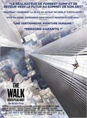 the walk - rÊver plus haut de robert zemeckis,joseph gordon-levitt,ben kingsley,charlotte le bon,cinéma