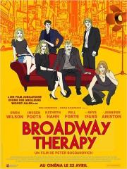 broadway therapy de peter bogdanovich,cinéma,imogen poots,owen wilson,illeana douglas
