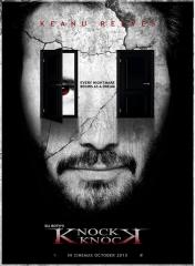 knock knock d'eli roth *,keanu reeves,cinéma