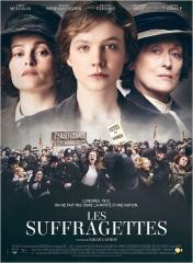 les suffragettes de sarah gavron,cinéma,carey mulligan,helena bonham carter,meryl streep