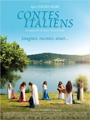 CONTES ITALIENS de Paolo Taviani et Vittorio Taviani , Kim Rossi Stuart, Jasmine Trinca, Riccardo Scamarccio, cinéma