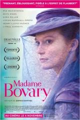 MADAME BOVARY de Sophie Barthes, Mia Wasikowska, Ezra Miller,