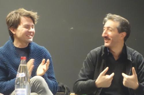 RENCONTRE AVEC LES INVITES DE LA COMPETITION - BLIND de Eskil Vogt *** - FESTIVAL INTERNATIONAL DU PREMIER FILM D'ANNONAY 2015