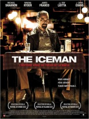 THE ICEMAN de Ariel Vromen, cinéma, Michael Shannon, Winona Ryder, James Franco, Chris evan, Ray Lyotta